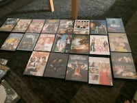 assorted Sony PS3 game cases Edmonton, T6L