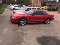 1998 Ford Mustang Flora