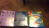 New Batman or Smurfs twelve characters and book. Brand new. $10 each. Vaughan, L4J 5M3