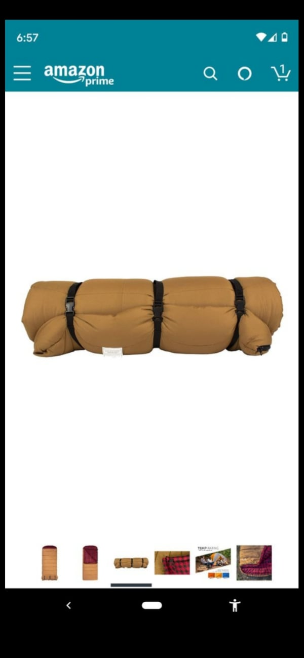 Sleeping bag 7fb6807f-03b3-409f-a35f-f7b35802a00d