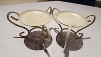 Candle Holders in excellent brand new condition  Ontario, M3M 1L3
