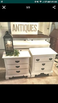 Night stands white only  Snellville, 30039