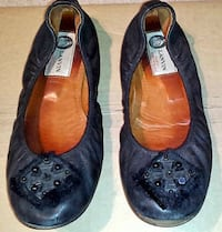 Authentic Lanvin Flats - Ladies size 7 - $300 Mississauga