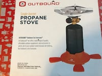 Propane stove for camping Burnaby, V3N 1C4