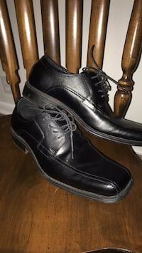 13D GH Bass&Co Mens Leather Dreas Shoes McMinnville, 37110