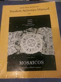 Mosaicos Fifth Edition Activities Manual Wilmington, 19801