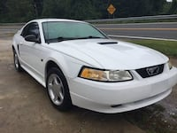 Ford - Mustang - 2000 GT Runs Good. Please DONT Waste My Time Or Yours If You're Interested Come Look At It Salisbury