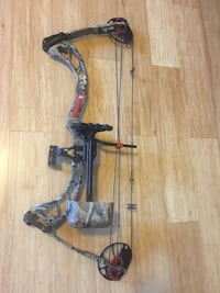 PSE Rally 2013 compound bow Ayer, 01432