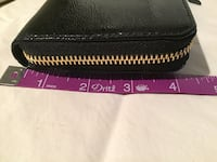Coach wallet with tags