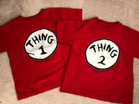 Thing 1, Thing 2 t shirts Whitchurch-Stouffville, L4A 1T6