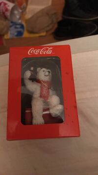 Coca Cola Christmas Ornament Guelph, N1G 1X1