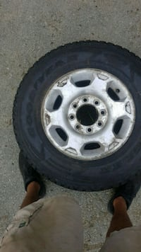 8 bolt pattern gmc never used tire  Surrey, V3V 6G3