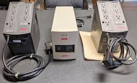 Lot of 3 APC UPS Battery Back Up Systems