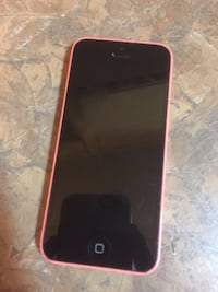 Pink iPhone 5c for parts  Kitchener, N2E 3W1