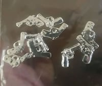 New 3D silver guns for your nails Palmdale, 93550