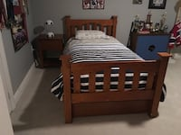 Pottery Barn Twin Bed AND Trundle Vaughan, L4J 8K5