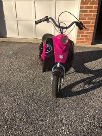 Pink and black motor scooter Upper Marlboro, 20774