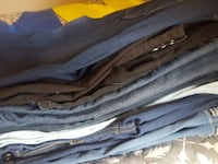 Size 8 jeans...very good condition! New Windsor