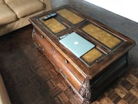 Coffee table real wood  Pickering, L1V 1K7
