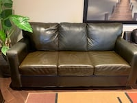 Leather Couch  Ajax, L1T