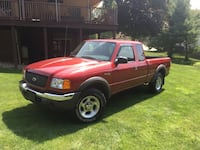 Ford - Ranger - 2002 Northvue, 16001