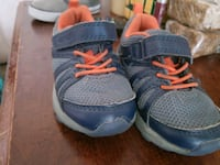 pair of blue-and-orange running shoes Silver Spring, 20904