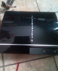 black Sony PS3 game console Victoria Harbour, L0K 2A0