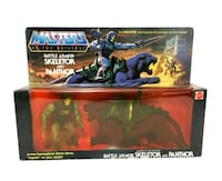 He-man MOTU vintage toy nib New York, 10036