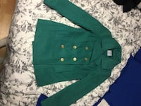 XS Old Navy Green Light Peacock Jacket  Kingston, K7K 4P5