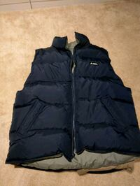 Vintage Gerry Down Puffer Reversible Vests size Large Alexandria, 22312