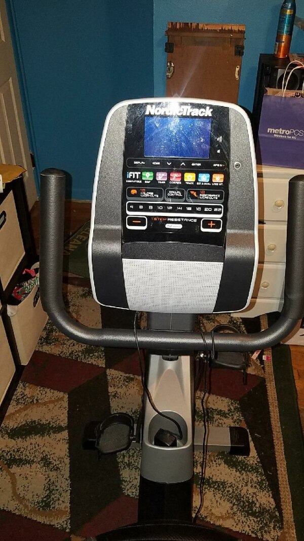 NordicTrack GX 4 5 iFit Exercise Bike