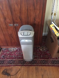 White and gray air purifier Silver Spring, 20910