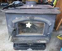 Country Hearth Cast Iron Wood Stove with Blower  Nashua, 03063
