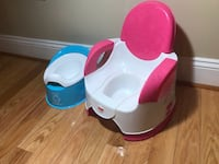 2 baby potty seats Silver Spring, 20906
