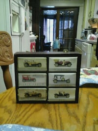 Vintage 1960/s readers digest collectable car set. Scarborough, M1J