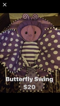 Butterfly *Bouncy Seat* Cleveland, 37323