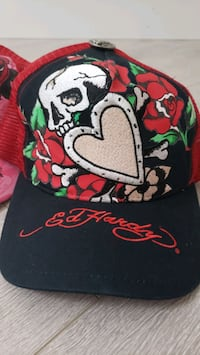 Authentic Ed Hardy Baseball Cap