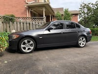 Immaculate, Highway Driven, Well Maintained 2007 BMW 338i 6MT Sedan Richmond Hill, L4B 2A5