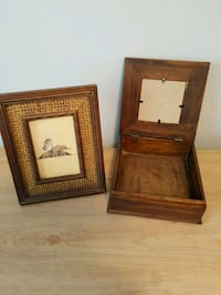 Picture frame and jewelry box Kelowna, V1X 2M7