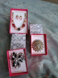Jaclyn Smith jewelry $10 each  Vaughan, L6A 4M6