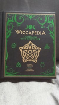 The Wiccan book  London, N6B 2G6