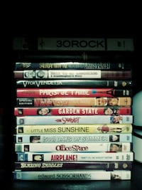 15 DVDs /$10 Washington, 20002