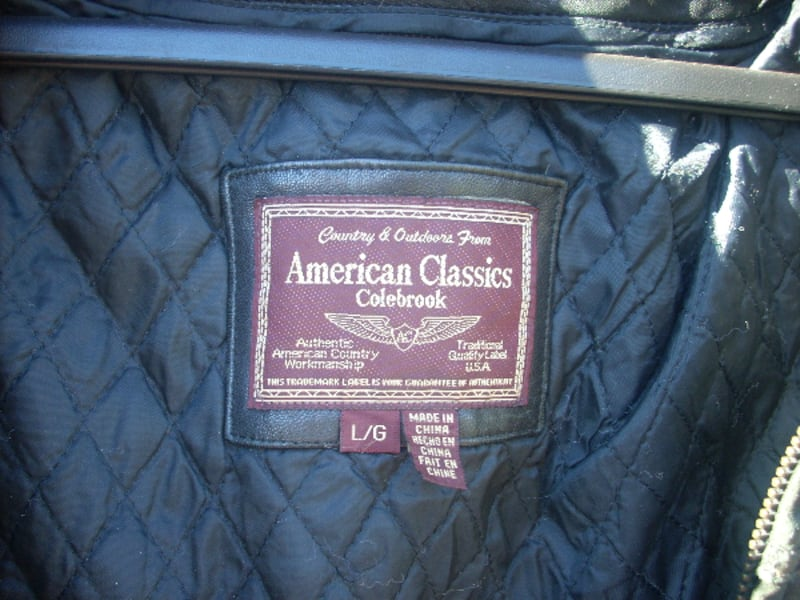 American Classics leather jacket 4