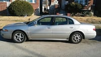 Parts only...04 buick lesabre