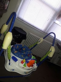 baby's multicolored jumperoo Bladensburg, 20710