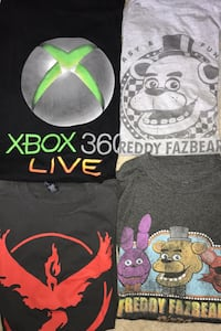 Gamer Tees Mississauga, L5M 6L6