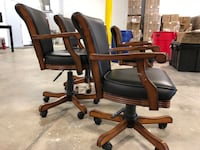 Dining/Office Rolling Chairs Orlando, 32811