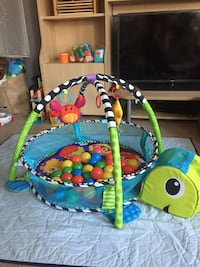 Infantino Grow-With-Me activity play gym and play pit Whittier, 90601