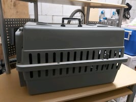 Pet dog or cat  carrier, crate, kennel