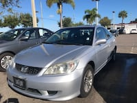 2005 HONDA CIVIC, WE SAY YES WHEN OTHERS SAY NO!! Pinellas Park